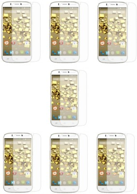 Captcha MAA300V1TGP7 Tempered Glass for Micromax A300 Canvas Gold