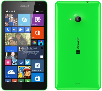 Paracops SG5 Screen Guard for Microsoft Lumia 535