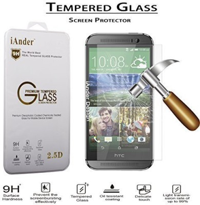 iAnder BTE-GSP-M8 Screen Guard for htc one m8