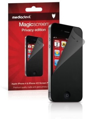 MediaDevil Screen Guard for iPhone 4