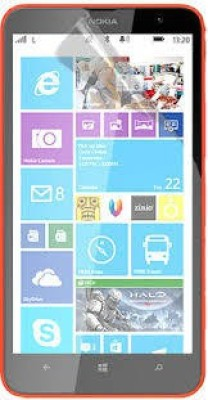 Safean Clear 124 Screen Guard for Nokia Lumia 1320