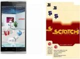 Scratch Pruff Matte Screen Guard for Int...