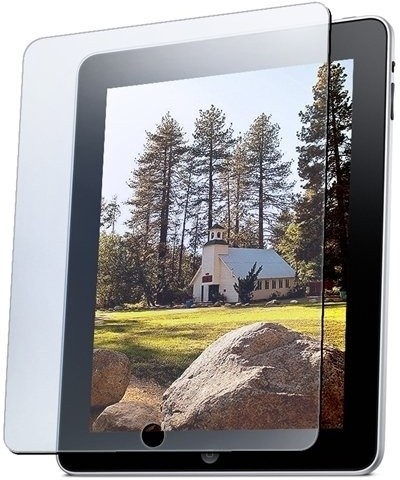 Gioiabazar Screen Guard for Apple iPad 2, iPad 3, iPad 4