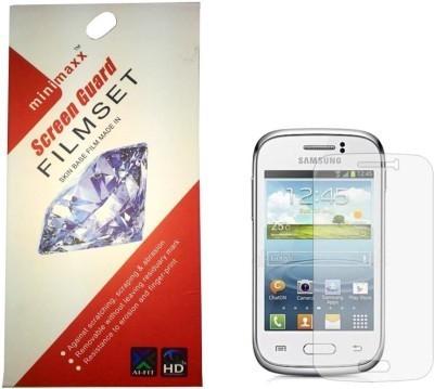 Minimaxx Screen Guard for Samsung Galaxy Young Duos S6310 & S6312