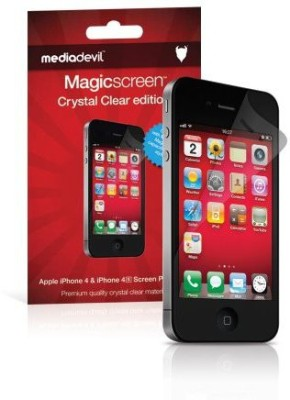 MediaDevil MED237 Screen Guard for iPhone 4