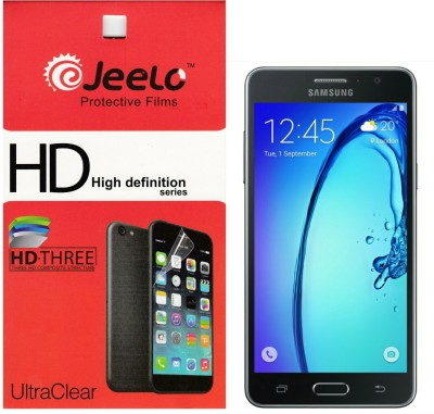 Jeelo SG-On7 HD Clear (Pack of 2) Screen Guard for Samsung Galaxy On7