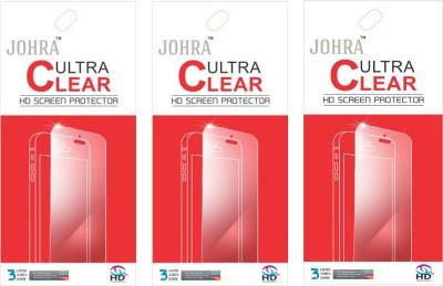 Johra C-2025 Pack of 3 Screen Guard for Samsung Galaxy J2