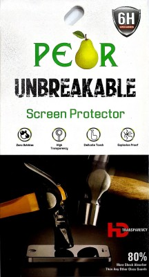 Pear ST MM022 Screen Guard for Anti Shock Screen Guard for Micromax Mobile A 116 available at Flipkart for Rs.249