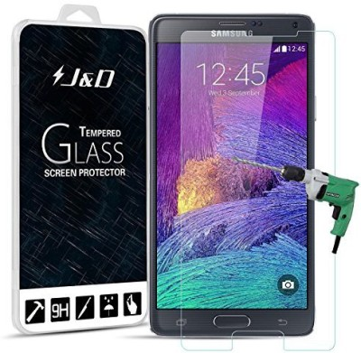 JD Sales 3343542 Screen Guard for Samsung Galaxy Note 4