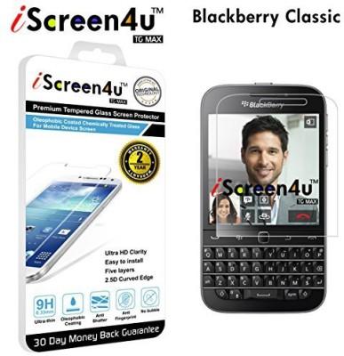 iScreen4u Screen Guard for Blackberry classic