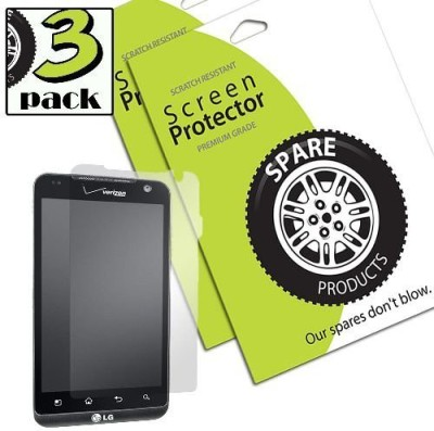 Spare Products SP00077 Screen Guard for LG Revolution