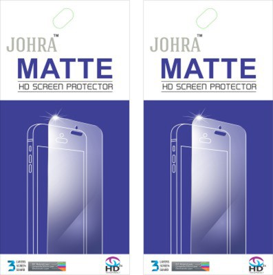 Johra M-50020 Pack of 2 Screen Guard for Micromax Canvas Fire 4G Plus Q412