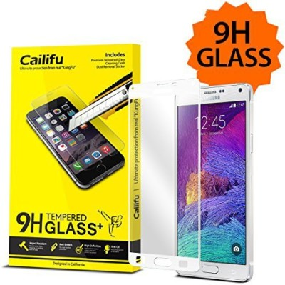Cailifu 3343710 Screen Guard for Galaxy Note 4