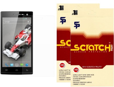 Scratch Pruff SSP9758699 Screen Guard for XOLO Opus HD