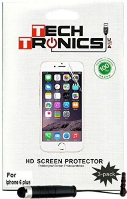 TechTronics USA Screen Guard for Iphone 6 plus