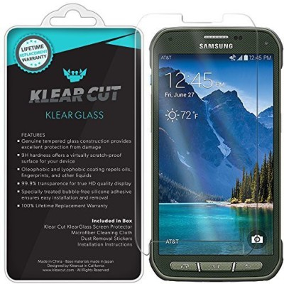 Klear Cut Screen Guard for Samsung galaxy s5 active