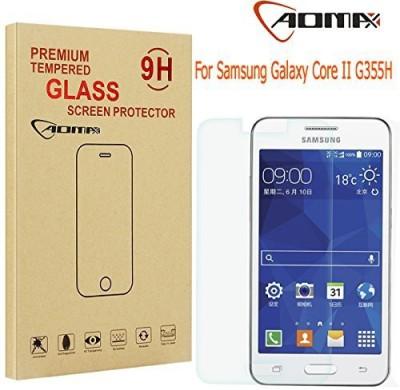 Aomax 3348643 Screen Guard for Samsung Galaxy core 2