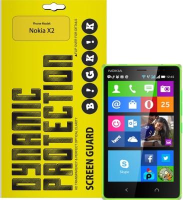 Bigkik Screen Guard for Nokia X2 Dual Sim