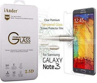 iAnder BTE-GSP-NO3-2 Screen Guard for samsung galaxy note 3