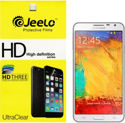 Jeelo SG-7502 HD Clear Screen Guard for Samsung Galaxy Note 3 Neo - N7500/N7502