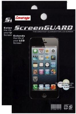 Coverage Matte Pack of 2 Screen Protectors for Asus Zenfone Go ZC500TG Screen Guard for Asus Zenfone Go ZC500TG
