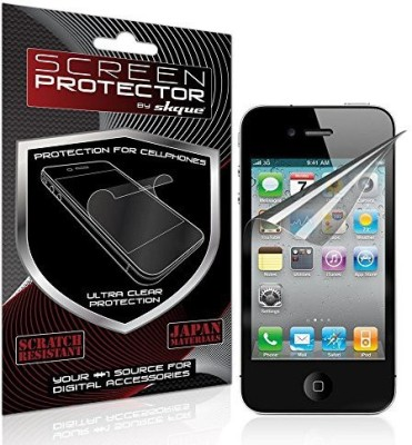 Skque Screen Guard for iphone 4G