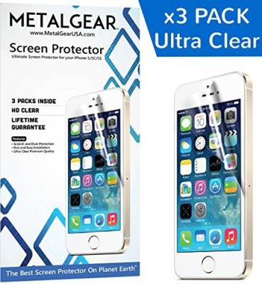 METALGEAR iPhone Screen Protector Screen Guard for Iphone 5s