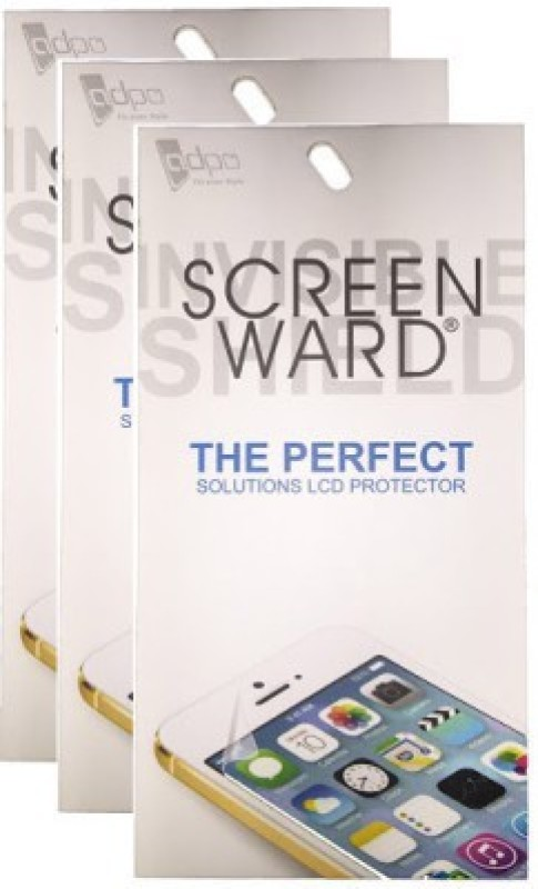 Adpo (PACK OF 3)LENA3900 Screen Guard for Lenovo A3900