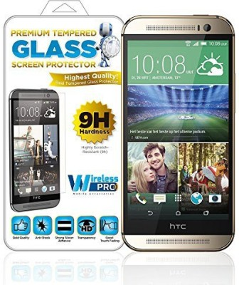 Wireless Pro 9360-M8-6056 Screen Guard for htc one m8
