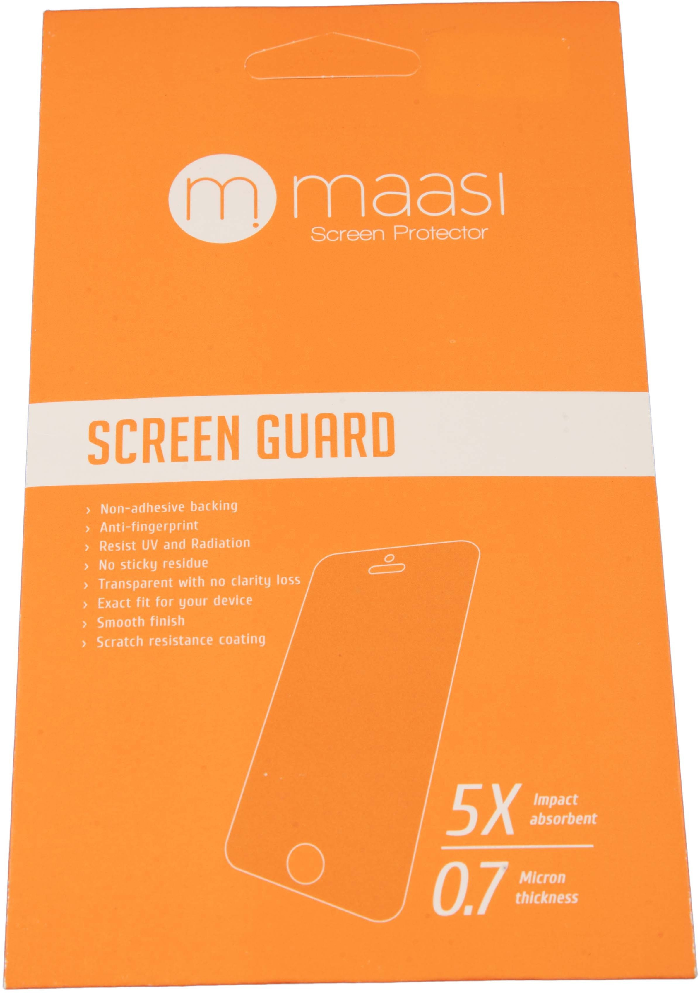 Maasi Screen Guard for Samsung Galaxy Core Prime SM-G360H