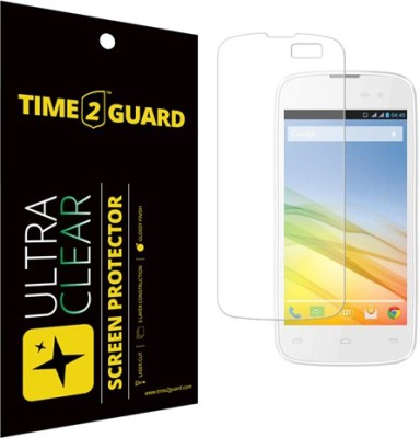 Time 2 Guard Screen Guard for Lava Iris 450 Colour