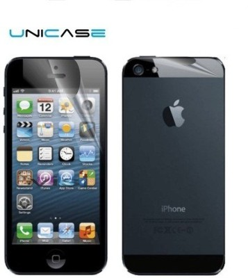 Unicase Screen Guard for Apple iPhone 5G, 5S