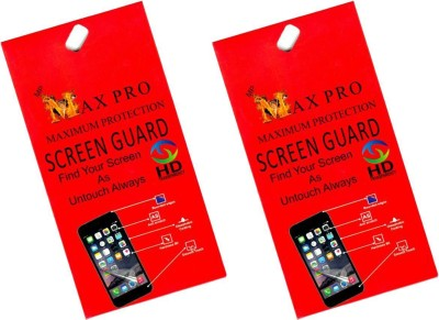 Max Pro Matte Screen Guard for Samsung Galaxy S6 Edge Front & Back