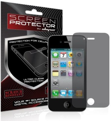 Skque Screen Guard for iphone 4