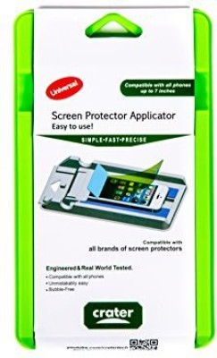 Crater Screen Guard for iPhone 4