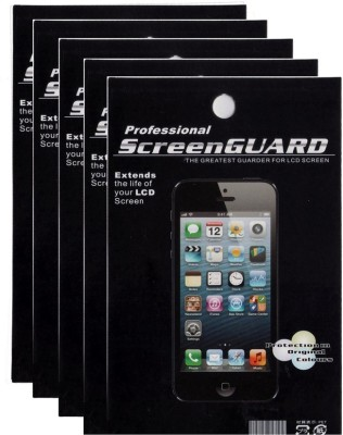Professional Pack of 5 Screen Guards for Micromax Canvas Spark Q380 Screen Guard for Micromax Canvas Spark Q380