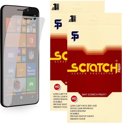 Scratch Pruff SSP9758606 Screen Guard for Nokia Lumia 525