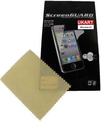 Ukart Screen Guard for Micromax A1