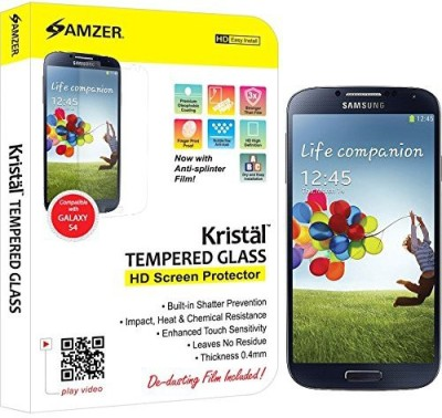 Amzer AMZ96702 Screen Guard for Samsung Galaxy S4