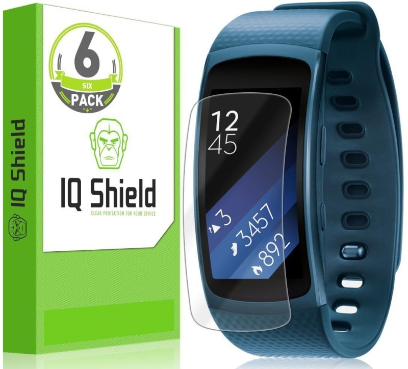 IQShield Screen Guard for Samsung Gear Fit2