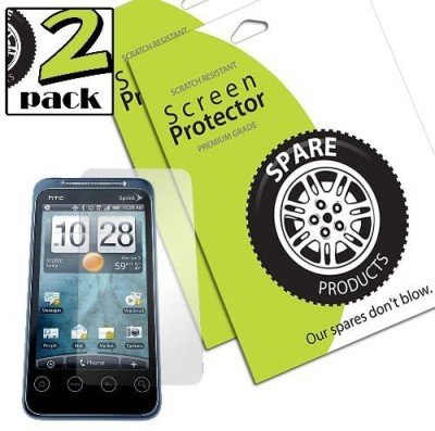 Spare Products SP00121 Screen Guard for Htc evo shift