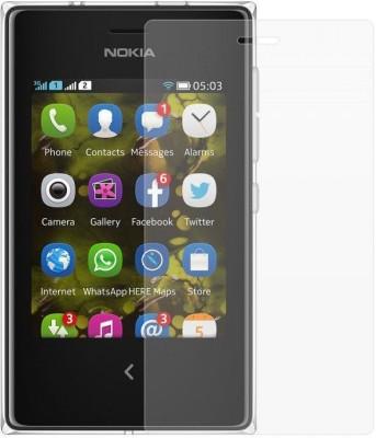 Safean Clear 129 Screen Guard for Nokia Asha 503