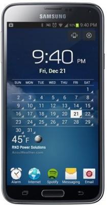 RND Accessories Screen Guard for Samsung Galaxy s5