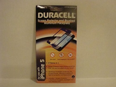 Duracell Screen Guard for IPhone 5 s