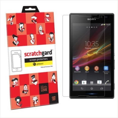 Scratchgard 00-305 Screen Guard for Sony Xperia C C2305