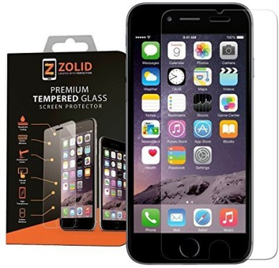 ZOLID 3343469 Screen Guard for IPhone 6/6s plus