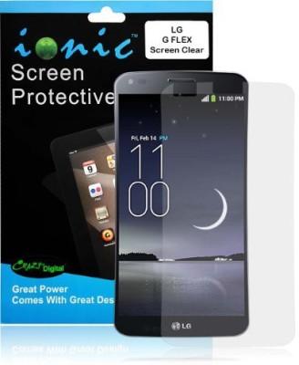 Ionic Pro LG_GFlex_Clr_Scrn_3pks Screen Guard for Lg g flex
