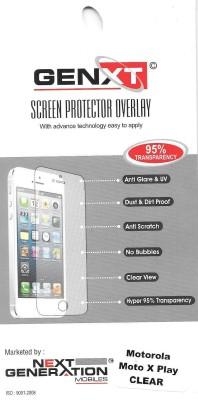 Genxt SCRMOTOPLY Screen Guard for Motorola Moto X Play