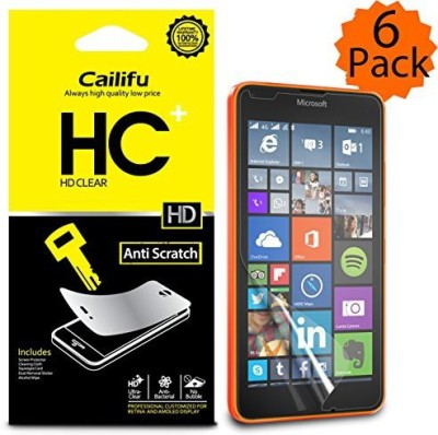 Cailifu 3346369 Screen Guard for Microsoft lumia 640