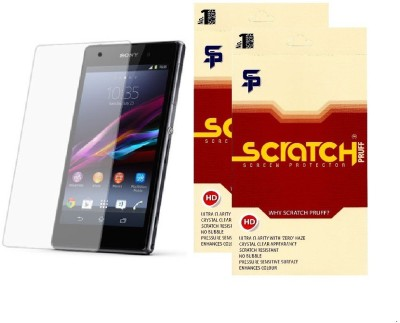 Scratch Pruff SSP975348 Screen Guard for Sony J